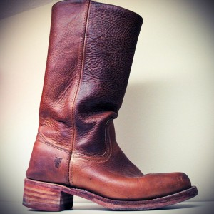 campus boots by Frye