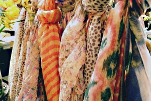 oh my...scarf heaven!