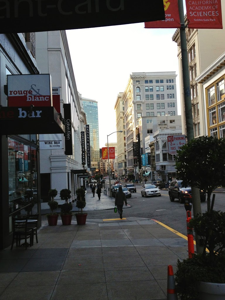 Clothing stores in san francisco