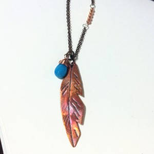 feather, jewelry, pendant, feather necklace, psalm 91, feathers