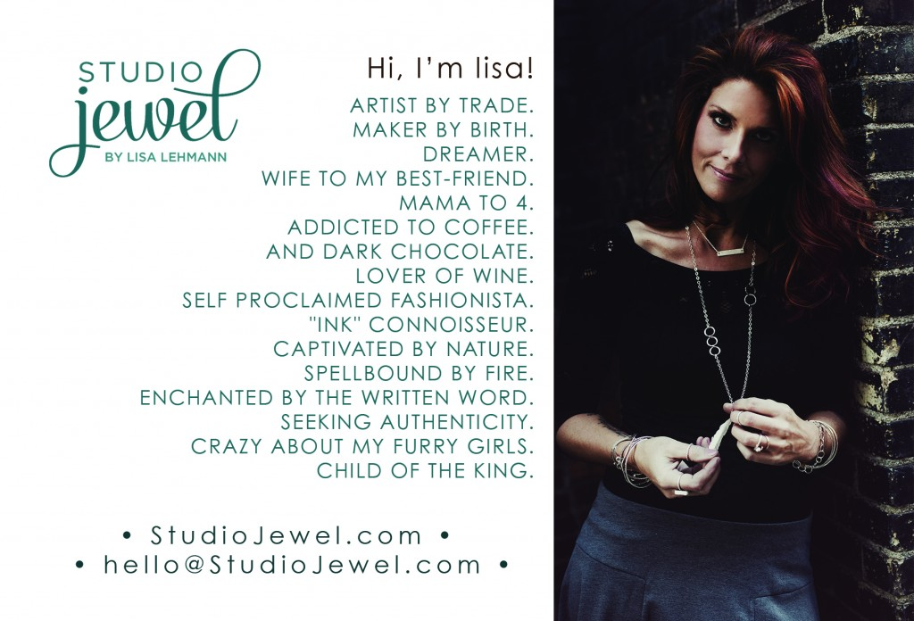 studio jewel, lisa lehmann
