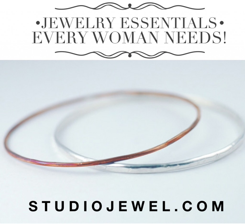 jewelry essentials staples