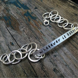 personalized jewelry chain bracelet