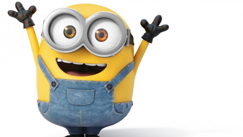 minion high five, Studio Jewel newsletter sign up form