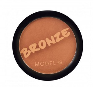 model co face bronzer from Birchbox