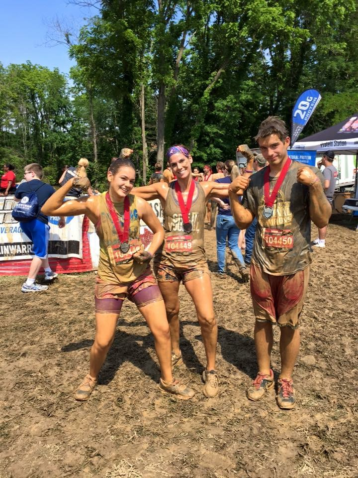 warrior dash 5k obstacle course race