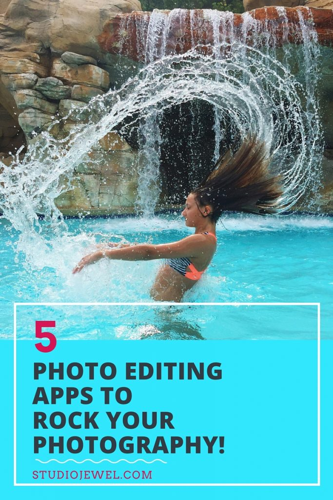 photo editing apps for photography
