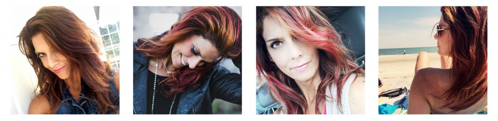 radical hair-color changes to change your look