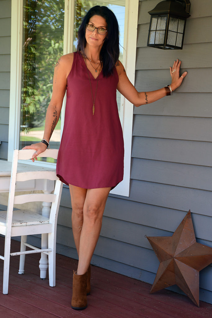 fashion over 40 for fall it's all about the boots
