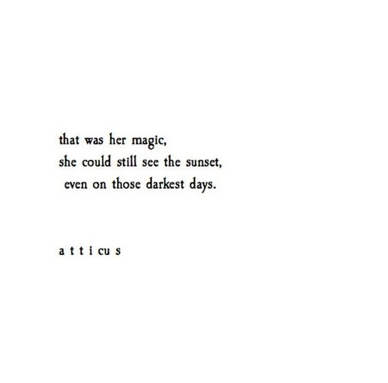 quote. i want this magic.