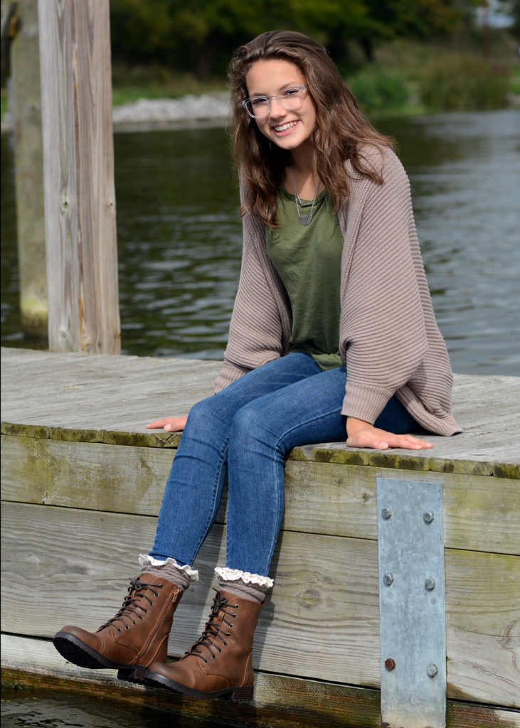 teen fall fashion with boots and boot socks and cardigans. layers for the win!