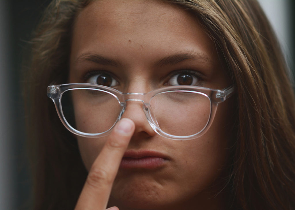 teen glasses frames from Warby Parker