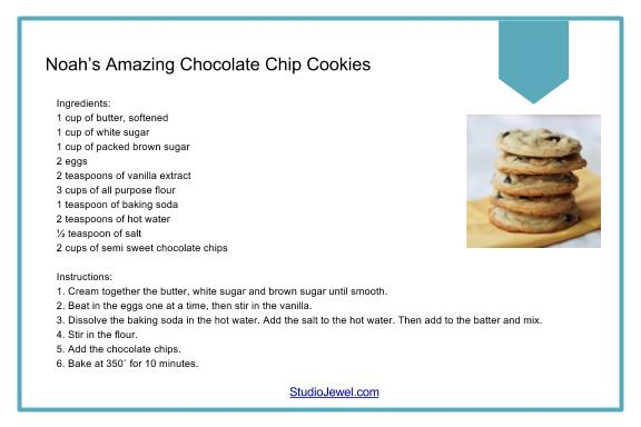 best chocolate chip cookies and the simple grounding of baking