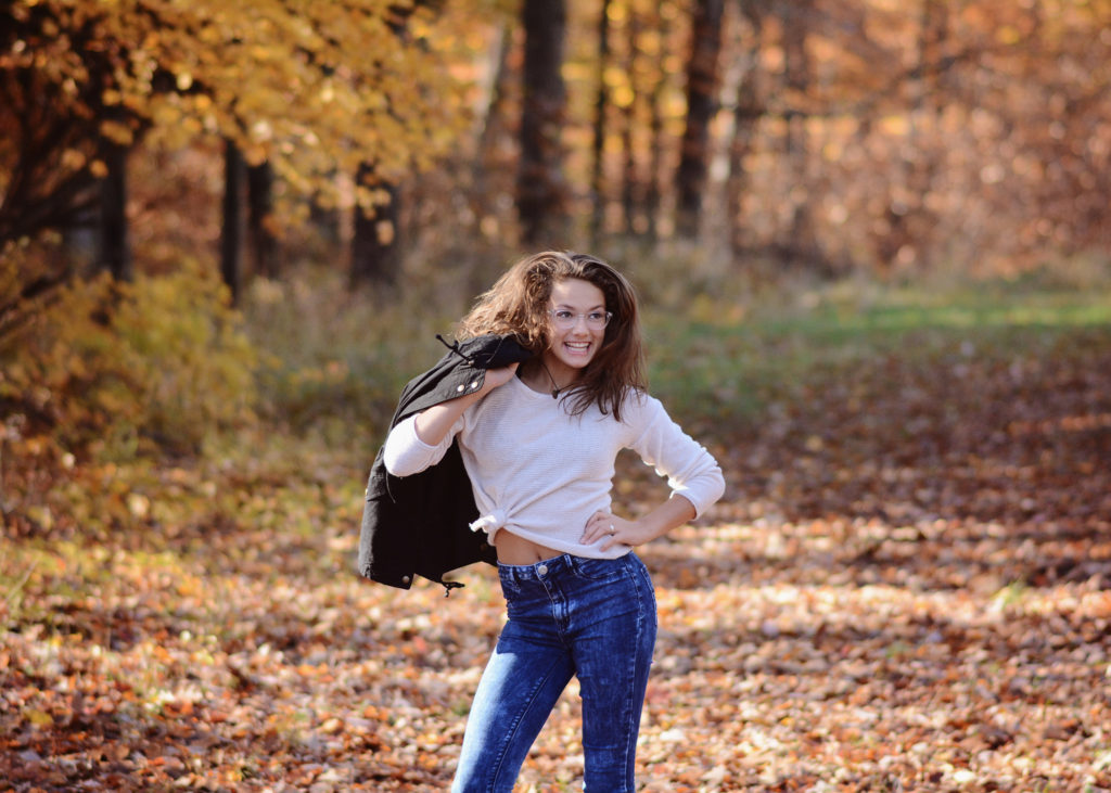 teen fall fashion layers and fun